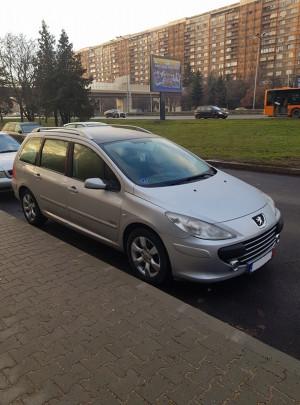 Peugeot - 307 - SW | 15 Jan 2018