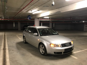 Audi - A4 - Avant | 27.01.2018 г.