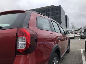 Dacia - Logan - MCV   3.03.2018 г.