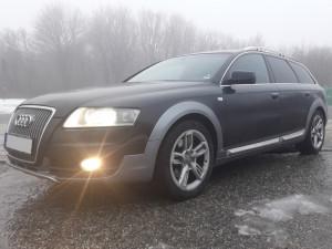 Audi - A6 Allroad | 6.03.2018 г.