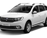 Dacia Logan MCV II, TCe, E2 Laureate, Euro 6b