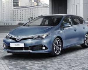 Toyota - Auris - 1.8 HSD | 20 Mar 2018