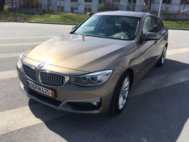 BMW - 3er - Gran Turismo | Mar 30, 2018