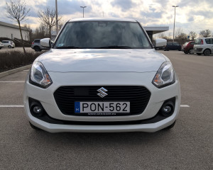 Suzuki - Swift - 1.2 Dualjet SHVS | 3 Apr 2018