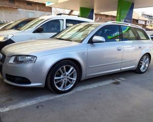 Audi - A4 - Avant | 8 Apr 2018