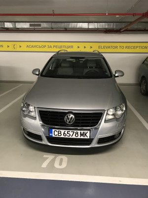 Volkswagen - Passat - 3.2 FSI Variant | 8.04.2018 г.