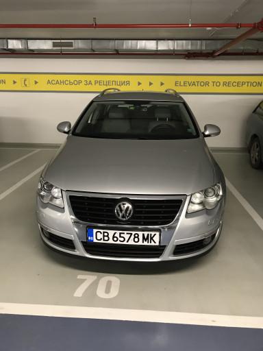Volkswagen - Passat - 3.2 FSI Variant   Apr 8, 2018