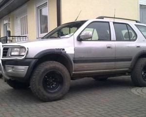 Opel - Frontera - А | 2018. ápr. 10.