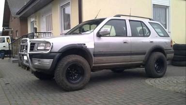 Opel - Frontera - А | Apr 10, 2018