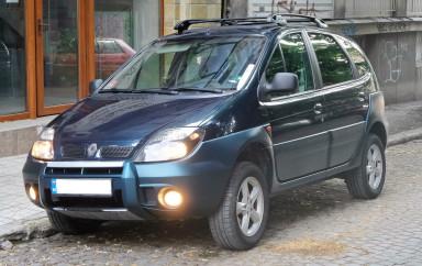 Renault - Scenic - RX4   2018. ápr. 18.