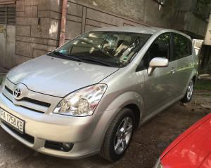 Toyota - Corolla Verso - 2.2 d4d | 23 Apr 2018