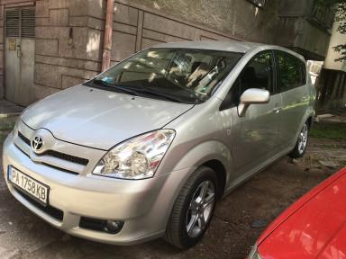 Toyota - Corolla Verso - 2.2 d4d | 2018. ápr. 23.