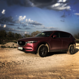 Mazda - CX-5 - Revolution | 9 May 2018
