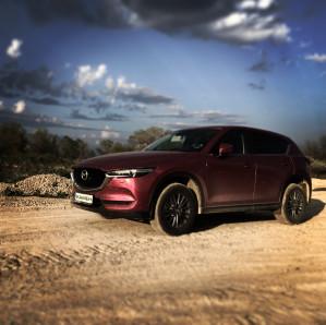 Mazda - CX-5 - Revolution | 9.05.2018 г.