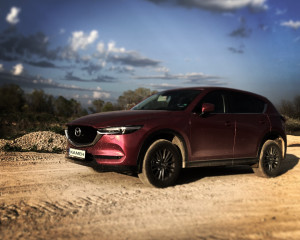 Mazda - CX-5 - Revolution   9 May 2018