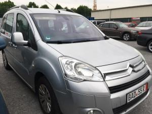 Citroën - Berlingo - Multispace   May 15, 2018