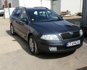 Škoda - Octavia   28 May 2018