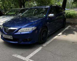 Mazda - 6 - Комби   6 Jun 2018