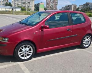 Fiat - Punto - HGT | 20.06.2018 г.