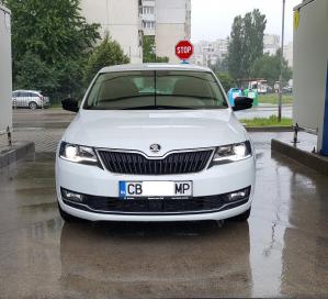 Škoda - Rapid - Spaceback   Jul 10, 2018