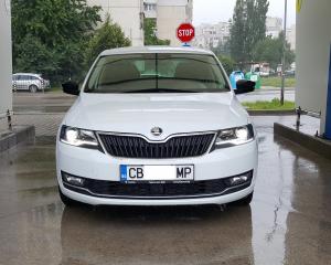 Škoda - Rapid - Spaceback | 10 Jul 2018