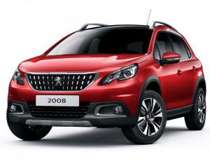 Peugeot - 2008 - SUV   29 Jul 2018
