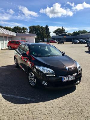 Renault - Megane - Dynamique 1,5 dCi 110 | Aug 6, 2018