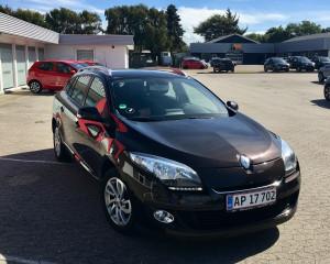 Renault - Megane - Dynamique 1,5 dCi 110 | 6.08.2018 г.