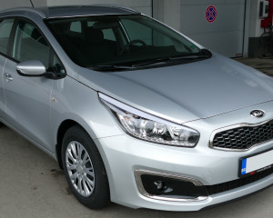 Kia - cee'd Sporty Wagon | 7 Aug 2018