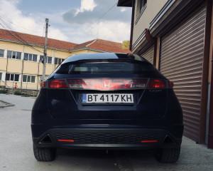 Honda - Civic - 5dr   7 Aug 2018