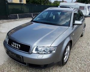 Audi - A4 - Avant | 2018. aug. 9.