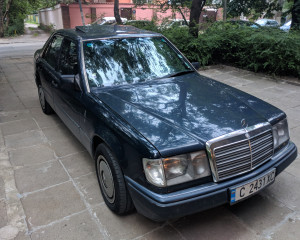 Mercedes-Benz - 200 | 13 Aug 2018
