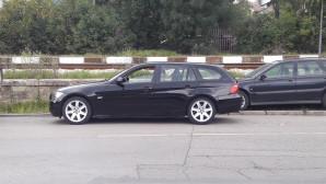 BMW - 3er - E91 318d | 2018. aug. 27.