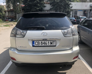 Lexus - RX - 300 | 10 Sep 2018