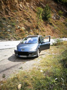 Peugeot - 307 - 1.6 16v | 2018. szept. 16.