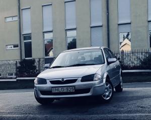 Mazda - 323 | 21 Sep 2018