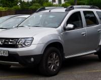 Dacia Duster 4wd 1.5dci