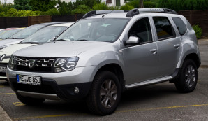 Dacia - Duster - 4wd 1.5dci | Sep 25, 2018