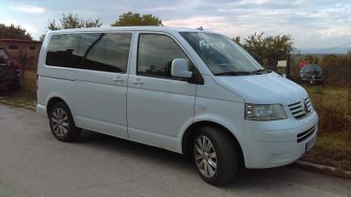 Volkswagen - T5 - Multivan   26 Sep 2018