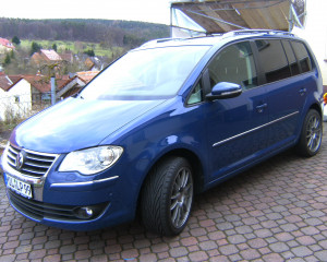 Volkswagen - Touran | 26 Sep 2018