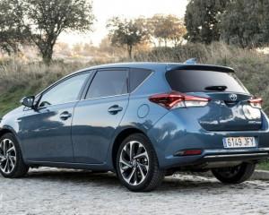 Toyota - Auris - Хечбек 5 вр. | 12 Oct 2018