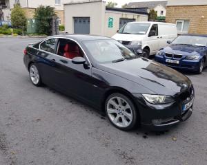 BMW - 3er   13 Oct 2018