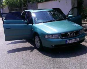Audi - A4   16 Oct 2018