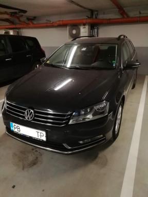 Volkswagen - Passat - 2.0 TDI | Oct 26, 2018
