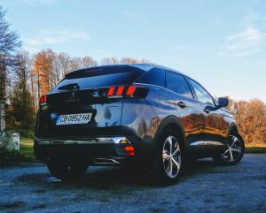 Peugeot - 3008 | 2018. okt. 29.