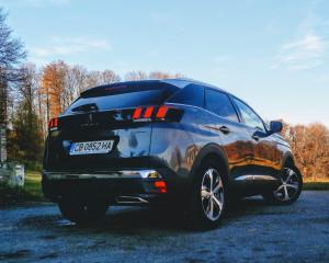 Peugeot - 3008 | Oct 29, 2018