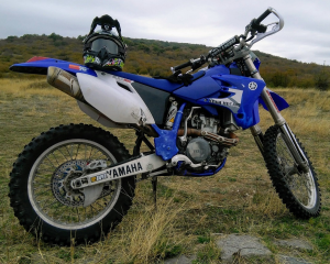 Yamaha - Wr - 450F | 30 Oct 2018