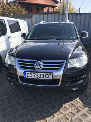 Volkswagen - Touareg | 1.11.2018 г.