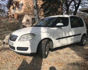 Škoda - Roomster - Ван | 2018. nov. 2.