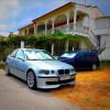 BMW 3er E46 320td Compact